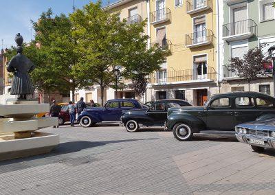 Sortida a Fraga, octubre de 2015