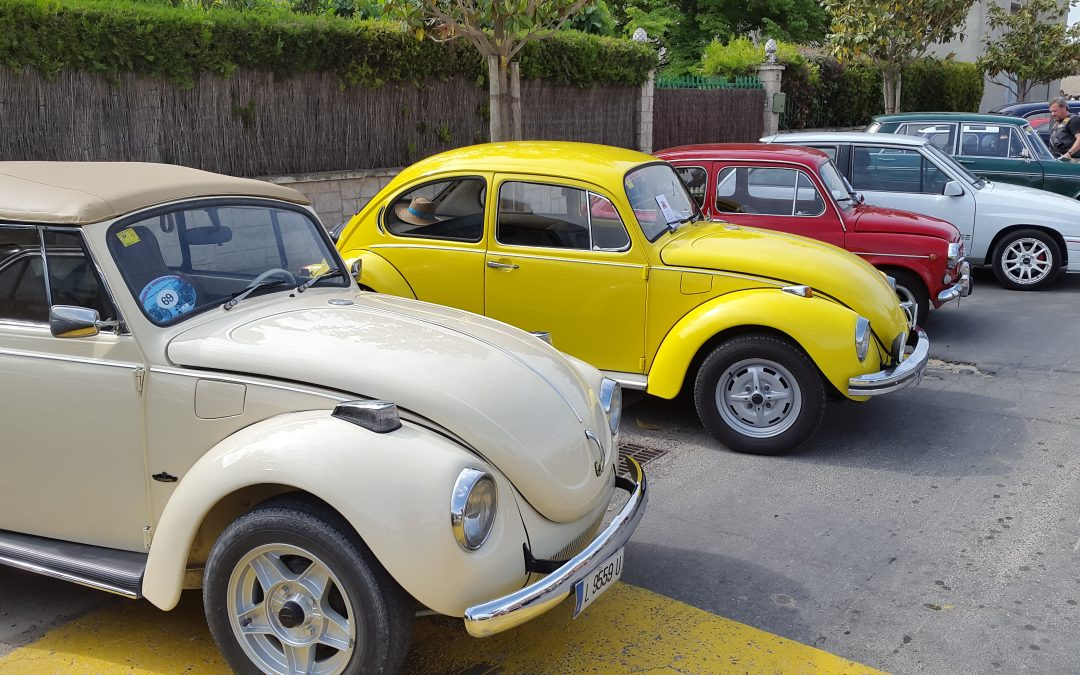 2a Trobada de Vehicles Clàssics a Golmés (22-05-16)