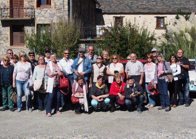 VIII Trobada de Vehicles Clàssics al Pallars Sobirà