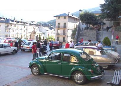 8ena Trobada de Vehicles Clàssics al Pallars Sobirà (8-9-10-16)