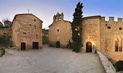 Visita al Castell de Montsonís (14-05-17)